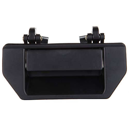ECCPP Door Handle Black for 1995 1996 1997 Nissan Pickup(Tailgate)