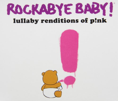 Price comparison product image Rockabye Baby! Lullaby Renditions of Pink