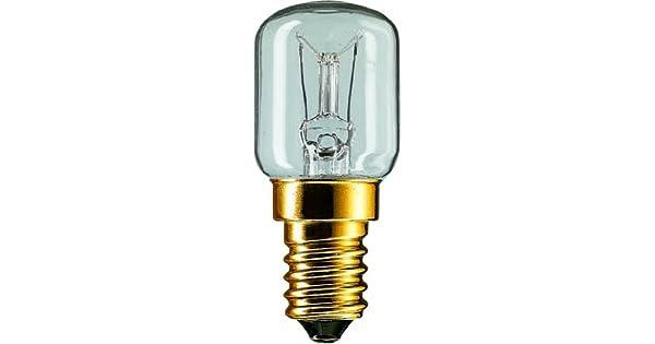 Amazon.com: Philips Lámpara 03871550, horno, 25 W, SES ...