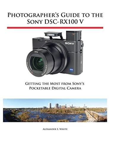 amazon com photographer s guide to the sony dsc rx100 v getting rh amazon com Instruction Manual Sony Wireless Headphones Manual