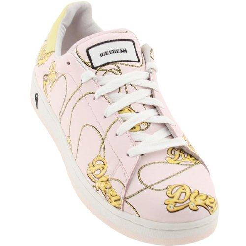 Reebok Ice Cream Low Style # 10-117086 Mujeres 10-117086-svltpbnwht S. Violet / P. Banana / White