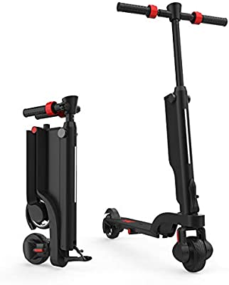 Oaicr Patinete Electrico Scooter Plegable para Adulto y ...