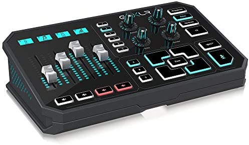 Amazon.com: GoXLR - Mixer, Sampler, & Voice FX for Streamers ...