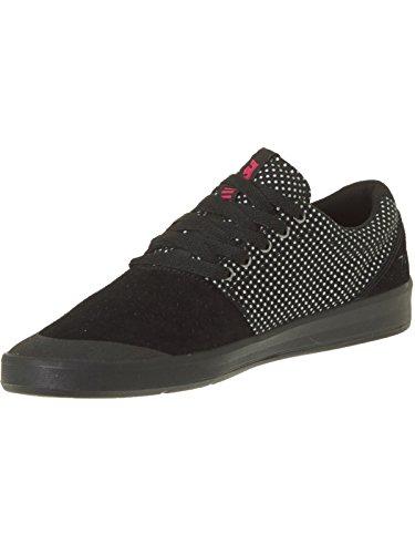 Supra Shifter Lucien Clarke Noir sur toile à chaussures