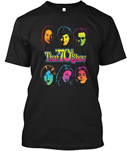 That 70s Show Tee T-Shirt Black