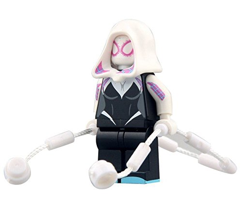 TONGROU Hot! 10 PCS Gwen Woman Set Figures Lot Gwen Bricks Blocks Toys - List Female Star Wars Characters