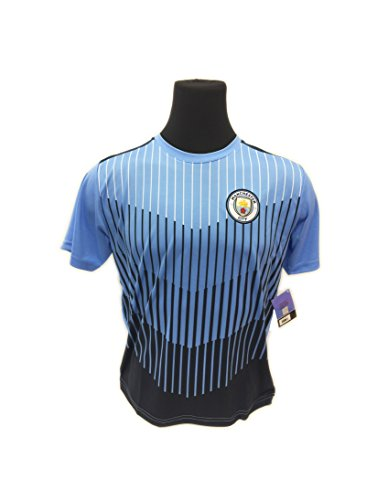 (Manchester City Training Jersey (Official Product) (Youth Large (10-12 Years)))