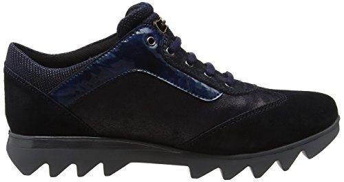 navy 1a02 Speedy Stonefly Blu Trainers Women's L Vel Lady Blue 10 wvAzv4qxH