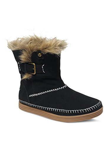 Roxy, ASHLEY J BOOT - Botas para mujer Negro
