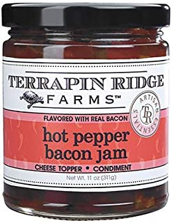 product image for Terrapin Ridge Farms Hot Pepper Bacon Jam 11 OZ (Pack of 6)
