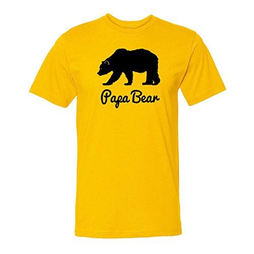 Mashed Clothing Papa Adult T Shirt product image