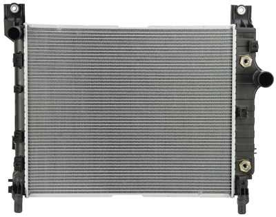 Prime Choice Auto Parts RK850 Aluminum Radiator