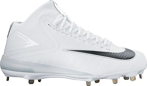 Nike Men's Force Zoom Trout 3 Mid Metal Baseball Cleats – DiZiSports Store