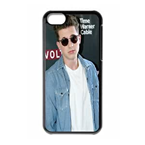 Hardshell Protective Charlie Puth cover case For iPhone 5C QW5N3237