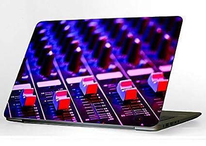 NII Audio Mix Music EDM Laptop Skin (15 Inch to 15 6 Inch) - Buy NII