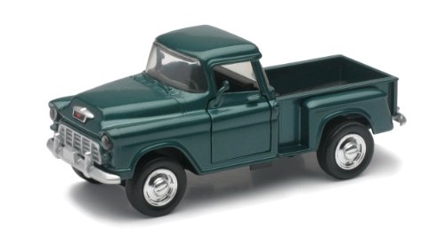 1955 Chevrolet Stepside Pickup Truck 1:32 Scale by Newray ()