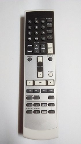 RLsales General Replacement Remote Control for RC-748S Fit for Onkyo A-9377 by RLsales