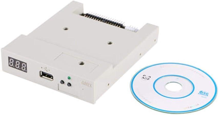 Floppy Disco Drive a USB Emulador Simulación para Teclado ...