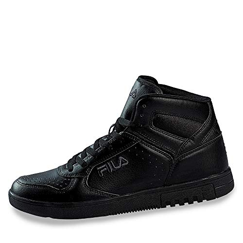 Fila 1010510 F 1fg Collo forward Uomo Sneakers A In Blu Nero Pelle Scarpe Alto rw6pHqra