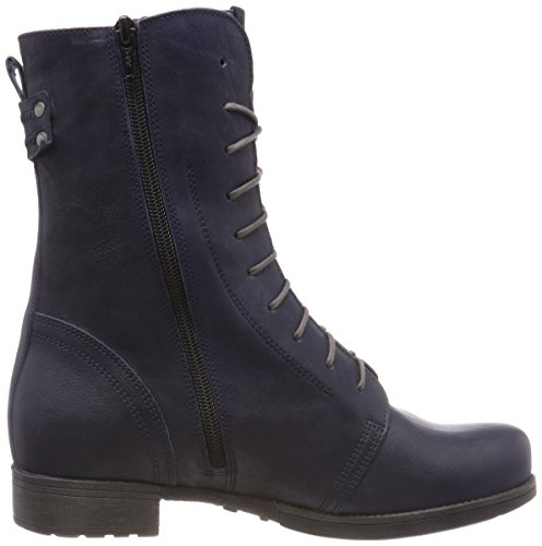 383027 Ankle Boots Think Denk 84 Navy Women's Kombi SEqSt