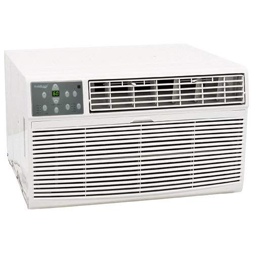 Koldfront WTC12001W 12,000 BTU 208/230V Through The Wall Heat/Cool Air Conditioner