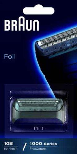 Braun 10B (1000 Series) foil - Accesorio para máquina de afeitar