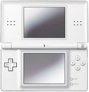 Amazon.com: Nintendo DS Lite, color blanco polar: Video Games