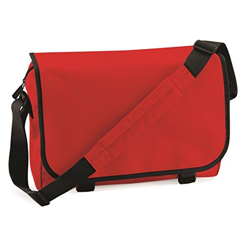 Red Classic Messenger Classic Bagbase Borsa Red Borsa Bagbase Bagbase Messenger fR5RWq6
