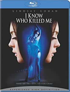 NEW Lohan/ormond/mcdonough - I Know Who Killed Me (Blu-ray)
