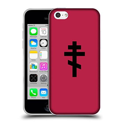 GoGoMobile Coque de Protection TPU Silicone Case pour // Q08510615 Religion 15 Marron clair // Apple iPhone 5C