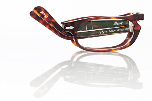 Persol Folding reading glasses PO2886V +1.75 Color: Havana - Persol Folding Glasses