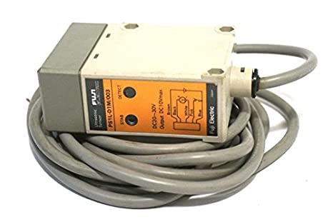 FUJI ELECTRIC PS1L-D1M/003 ULTRASONIC SENSOR PS1LD1M003: Amazon com