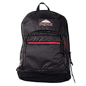 JanSport Right Pack Expressions LD Backpacks Black Poly Ripstop