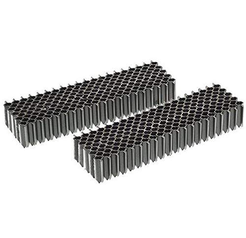 """Corrugated Fasteners 3/8"""" Length 1"""" Width for DuoFast Atro Spotnails Paslode"""
