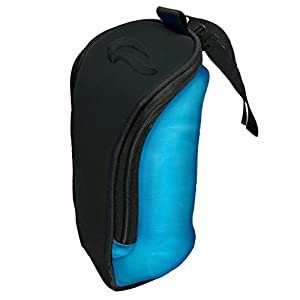 12. Skunk Shuttle Case Smell Proof Bag Black/Blue