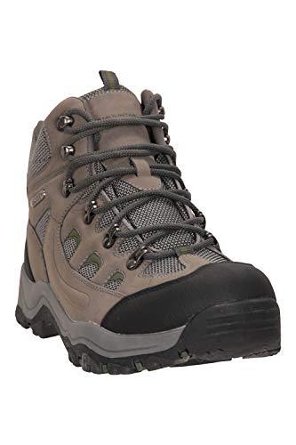 Mountain Warehouse Boots Hommes Adventurer - Chaussures imperméables, Textile & synthétique, adhérence supplémentaire… 5