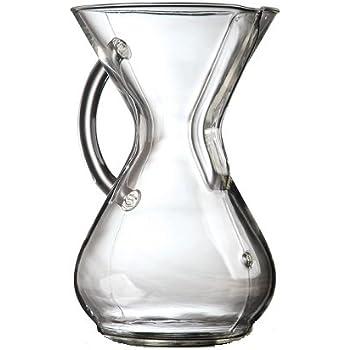 Chemex 6-Cup Glass Handle Series Coffeemaker
