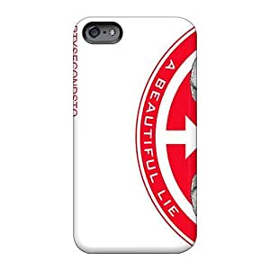 New Arrival Iphone 6 Case 30 Seconds To Mars Band 3STM Case Cover
