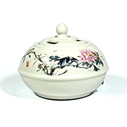 Electric Incense Burner Heater - Chinese Drawing 110V 18W 80-220degree C