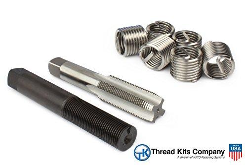 (Perma-Coil 3221-M20C Metric Thread Repair Kit M20X2.5 6PC Helicoil 5403-20)
