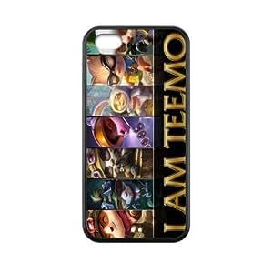 Custom LOL Back Cover Case for iphone 5C JN5C-348