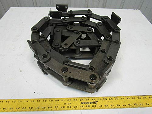 Replacement w/Allied Lock SS-102B 4.00 Pitch SS Class Steel Bushed Bucket Elevator Chain 10' (The Best Elevator Pitch)