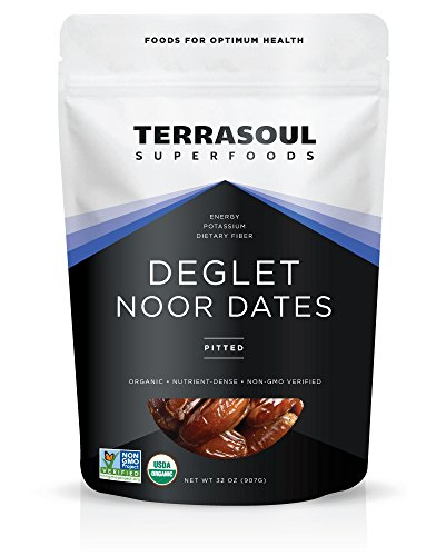 dates organic pitted buyer's guide for 2019