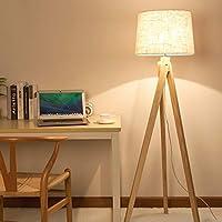 EIU Lámpara De Pie Led Salón Dormitorio Creativo IKEA Estudio ...