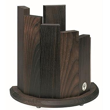 Boker 30402 Wood Magnetic Knife Block, Makassar