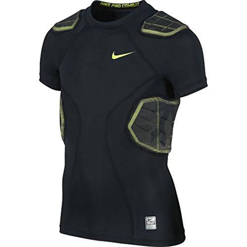 Nike Kids Shoulder Pads (Nike Big Boys' 2015 Hyperstrong 4-Pad Camo Shirt)