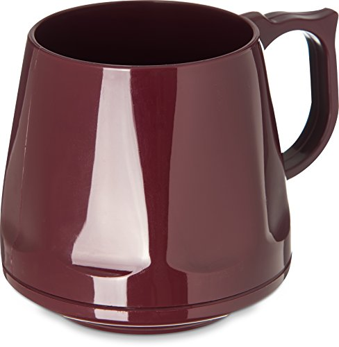 Dinex DX400061 Heritage Collection Insulated Stackable Mug, 8 oz, 3.5
