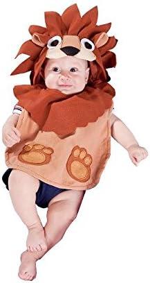Nines dOnil Export - Disfraz Babero león, para bebés, Color ...