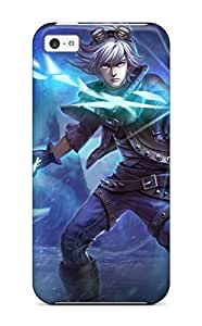 New Arrival Cover Case With Nice Design For Iphone 5c- League Of Legends