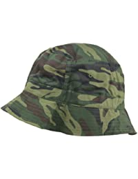 8ffa7418320 Bucket Hats Washed Cotton (Camouflage + Solid Color Styles- L XL Sizes)